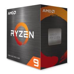 Processador AMD Ryzen 9 5900X 12-Core 3.7GHz c/ Turbo 4.8GHz 70MB Skt AM4