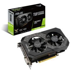 Placa Gráfica Asus TUF Gaming GeForce GTX 1650 Super 4GB (TUF-GTX1650S-4G-GAMING)