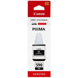 Tinta Canon GI-590BK Original Preto 135ml