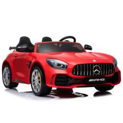Carro Elétrico Mercedes AMG GTR XL 24V Bateria c/ Comando Vermelho