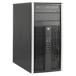 Computador Recondicionado HP 8200 Pro Tower Intel i5-2400, 4GB, 500GB, DVD, Windows 7 Pro