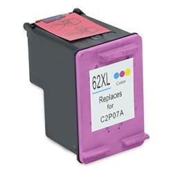 Tinteiro HP Reciclado 62 XL Tricolor (C2P07AE)