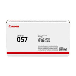 Toner Canon Original 057 Preto (3009C002)