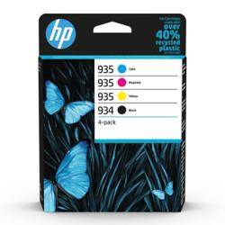 HP 934 / 935 Combo Pack 4 Tinteiros Originais (6ZC72AE