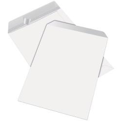 Envelopes Brancos C4 (229X324mm) c/tira de silicone - Pack 250 unidades