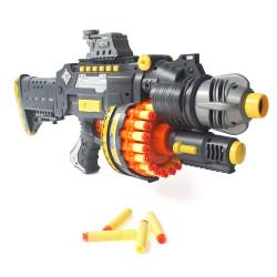 Metralhadora Blaster 40 peças