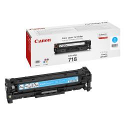 Toner Canon Original 718 Azul (2661B002)