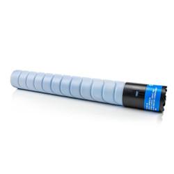 Toner Konica Minolta TN221C C227 / C267 / C287 Compatível Azul TN-221C/A8K3450