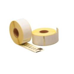 Etiquetas Compativeis DYMO 99010 - 29mm x 28mm direção standard Papel térmico S0722370
