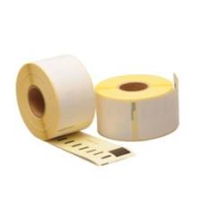 Etiquetas Compativeis DYMO 99012 - 89mm x 36mm Grandes Papel térmico S0722400