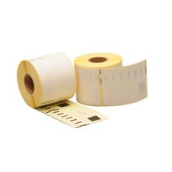 Etiquetas Compativeis DYMO 99015 - 70mm x 54mm Papel térmico S0722440