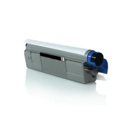 Toner OKI Compatível C612 Preto (46507508)