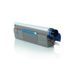 Toner OKI Compatível C612 Azul (46507507)