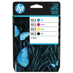 HP 953 Combo Pack 4 Tinteiros Originais (6ZC69AE)