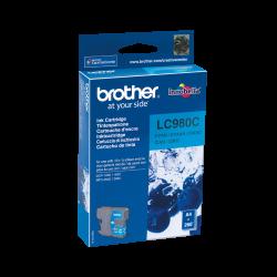 Tinteiro Brother Original LC980 Azul (LC980C)