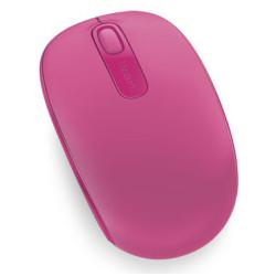 Rato Microsoft Sem Fios Mobile 1850 Rosa