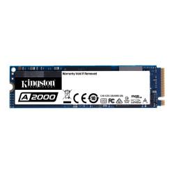 Disco SSD M.2 2280 Kingston A2000 500GB 3D TLC NVMe