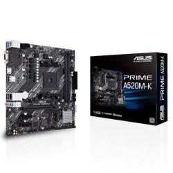 Motherboard Asus Prime A520M-K - sk AM4