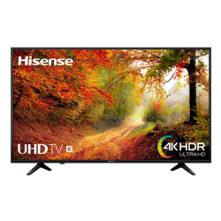 "Televisor Hisense 43"" Ultra HD 4K Smart TV H43A6140"