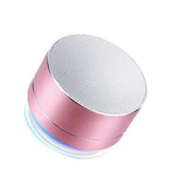 Coluna Portátil Bluetooth Z8tech A10 Rosa