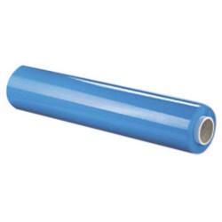 Filme Estirável Manual Azul 23 Microns 50cm x 160 metros