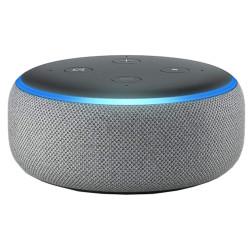 Amazon Echo Dot 3ª Geração Coluna Inteligente Alexa Cinza
