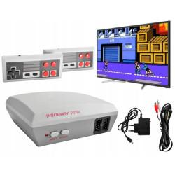 Mini Consola Entertainment System 256 Jogos Clássicos