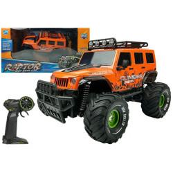 Jeep Off-road R/C Telecomandado 1:18