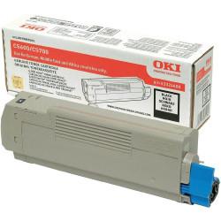 Toner Oki Original C5600 / C5700 Preto