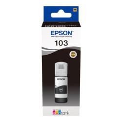 Recarga de Tinta 103 Original Epson Preto (C13T00S14A)
