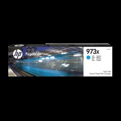 Tinteiro HP 973X Azul Original PageWide (F6T81AE)