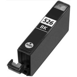 Tinteiro Canon Compatível CLI-526BK Preto