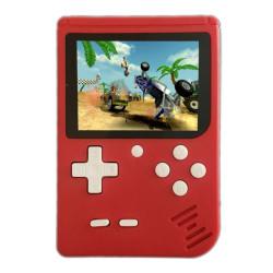 Consola Portátil Clássica 400 Jogos FC280 Vermelha