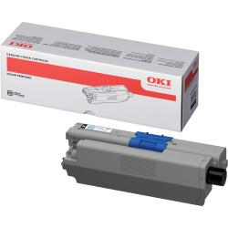 Toner Oki Original C310 / C330 / C510 / C530 Preto
