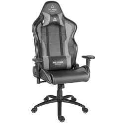 Cadeira Gaming Alpha Gamer Pollux Preta/Cinza