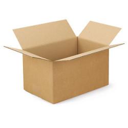 Caixa de Cartão Canelado Fino 460x260x200 mm - Pack 15 unidades