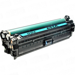 TONER 653A HP Compativel Azul (CF321A)   - ONBIT