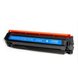 Toner HP 203A / 203X Compatível (CF541A / CF541X) Azul