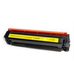 Toner HP 203A / 203X Compatível (CF542A / CF542X) Amarelo