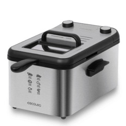 Fritadeira Cecotec CleanFry Infinity 3000 Full Inox