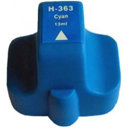 Tinteiro HP Compatível 363 XL Azul (C8771EE)