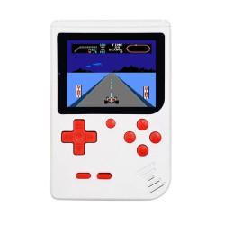 Consola Portátil Clássica 400 Jogos Plus Branca