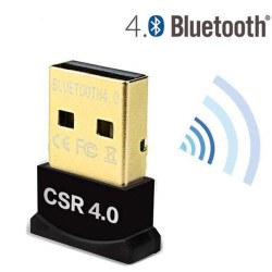Adaptador Z8tech Bluetooth V4.0 Nano USB 2.0