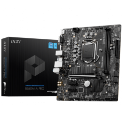 Motherboard MSI B560M-A Pro - sk 1200