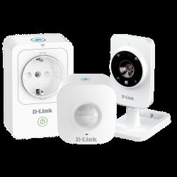 D-Link Smart Home HD Security Kit DCH-100KT