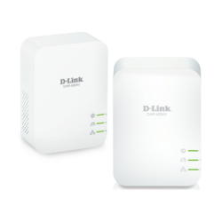 Powerline D-Link AV2 1000 HD Gigabit Starter Kit DHP-601AV