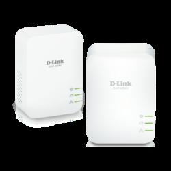 Powerline D-Link AV2 1000 HD Gigabit Starter Kit DHP-601AV