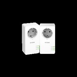 Powerline D-Link AV2 1000 HD Gigabit Starter Kit DHP-P601AV