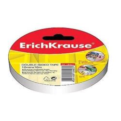 Fita adesiva dupla face - Erichkrause - 10X12mm   - ONBIT