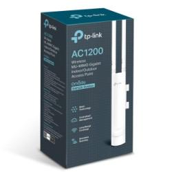 Ponto de Acesso TP-Link EAP225-OUTDOOR AC1200 Wireless MU-MIMO Gigabit Interior/Exterior IP65